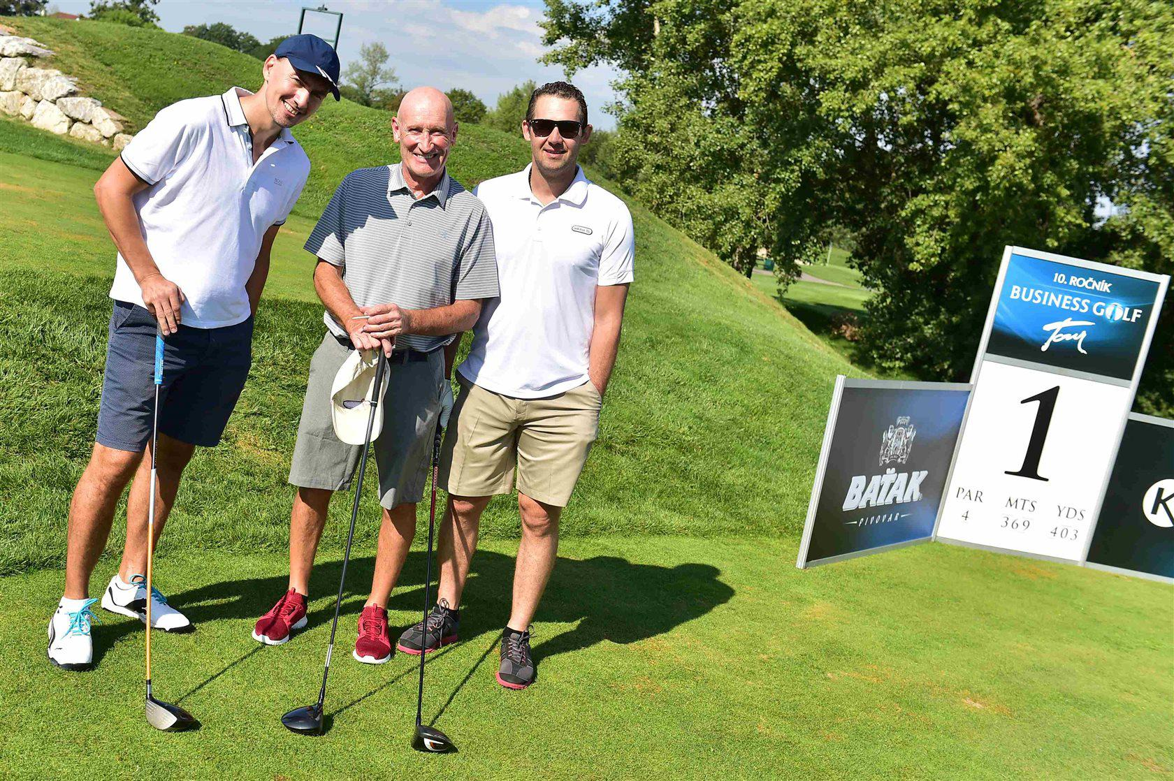 The latest Tournament of Business Golf Tour 2018